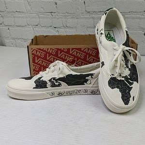 NWT Vans Era save our planet sneakers